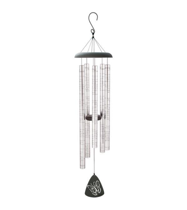 "44"" Sonnet Windchime - Life's Moments"