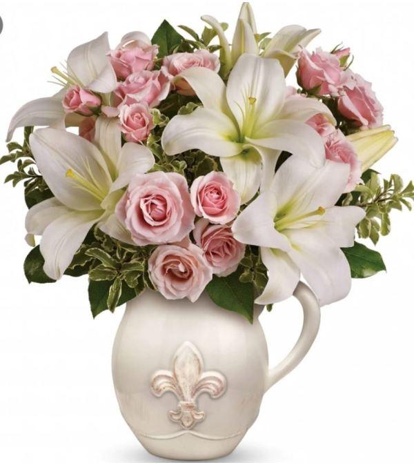 Fleur -de-lis-Love