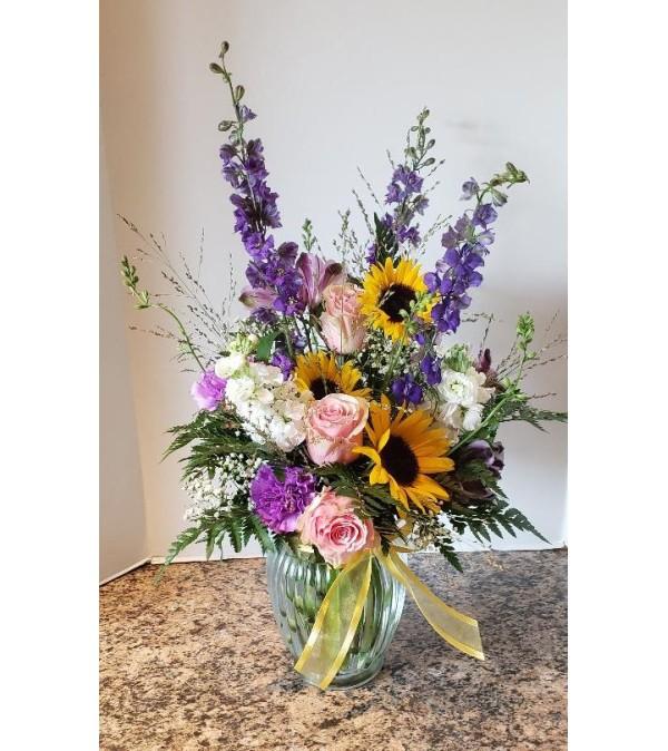Florist's Choice, Garden Style
