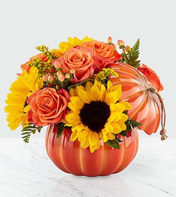 Harvest Traditions Pumpkin