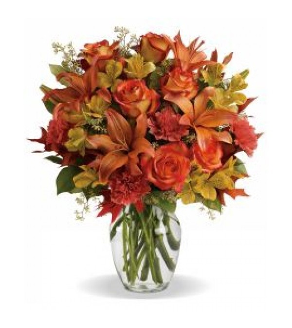 Fall Sunshine Bouquet