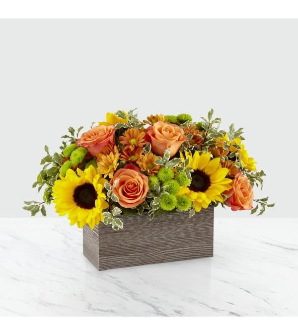 Happy Harvest Garden FTD Bouquet
