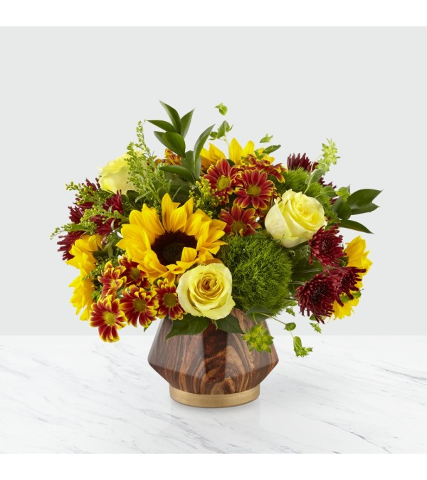 The Fall Harvest FTD Bouquet