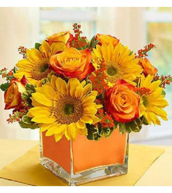 Sunshine Flower Bouquet