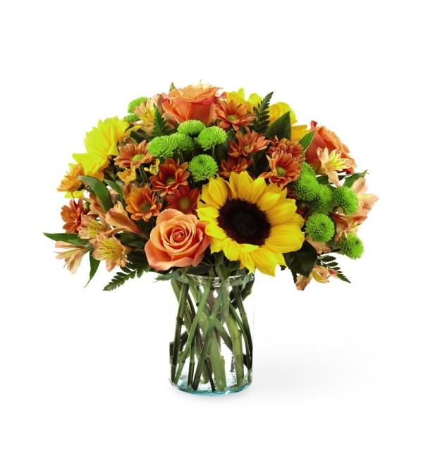 FTD's Autumn Splendor Bouquet