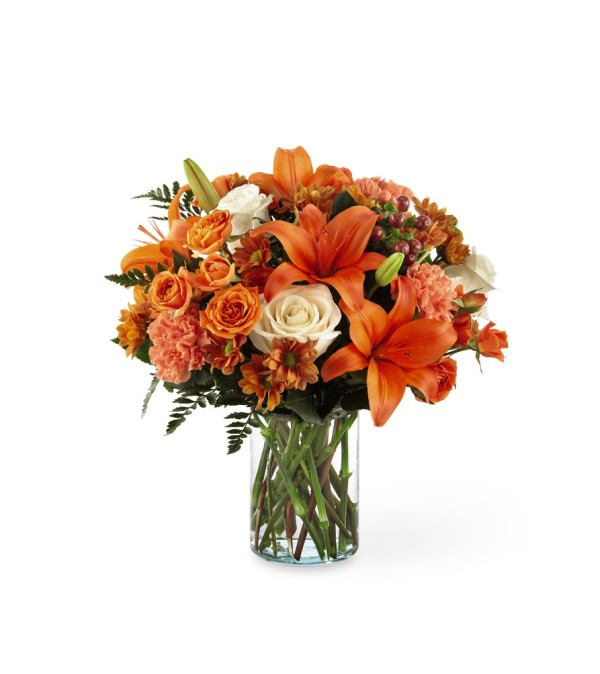 FTD's Falling for Autumn Bouquet