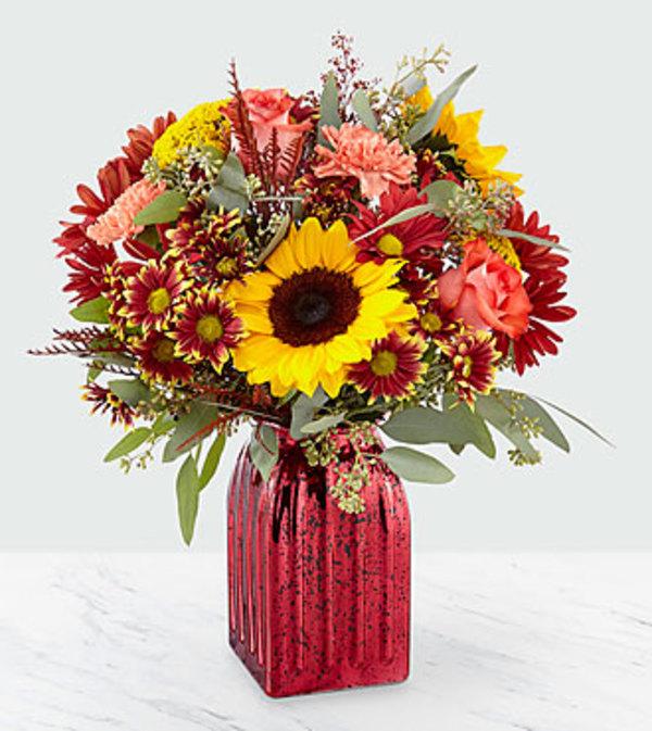 Copper Callings Bouquet FTD
