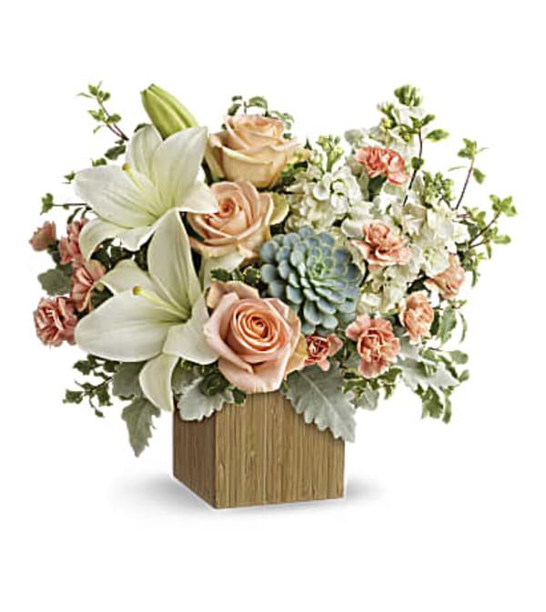 TFDesert Sunrise Bouquet
