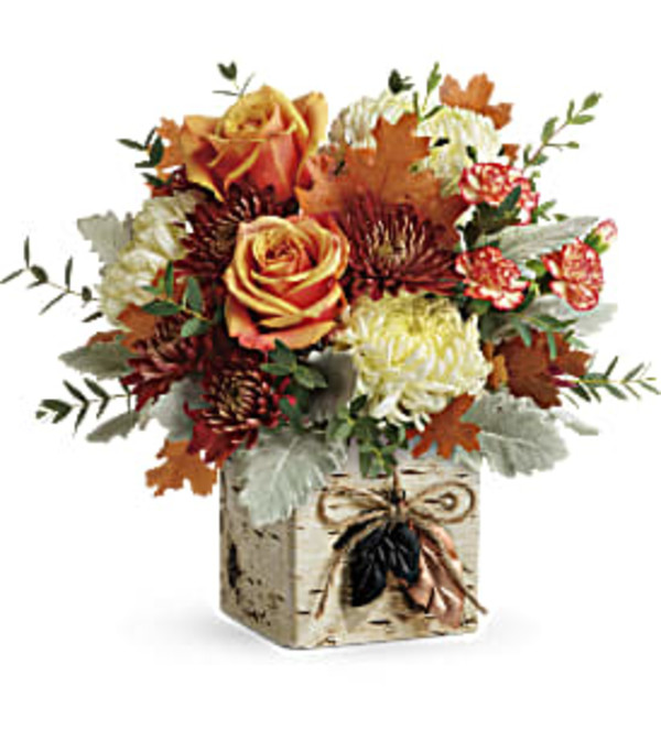 Teleflora Fall In Bloom Bouquet