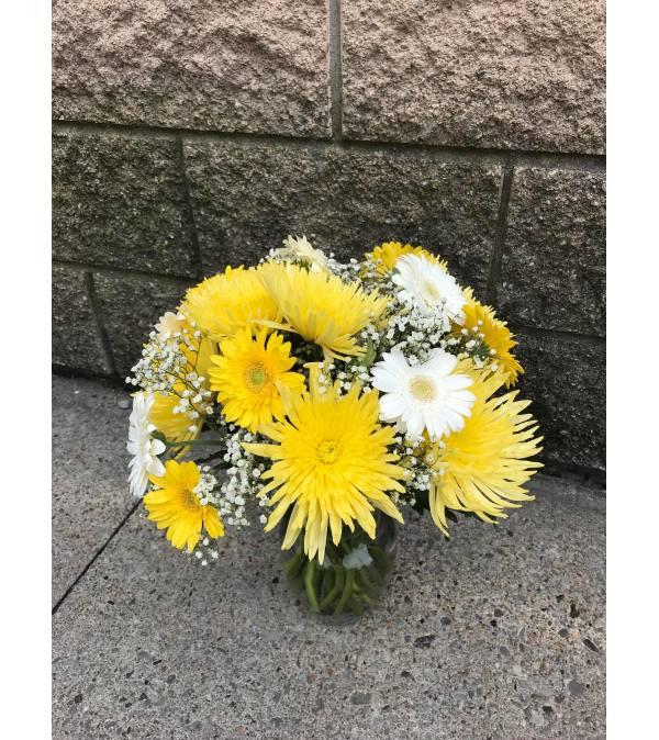 SALE!!! September Sunshine Bouquet