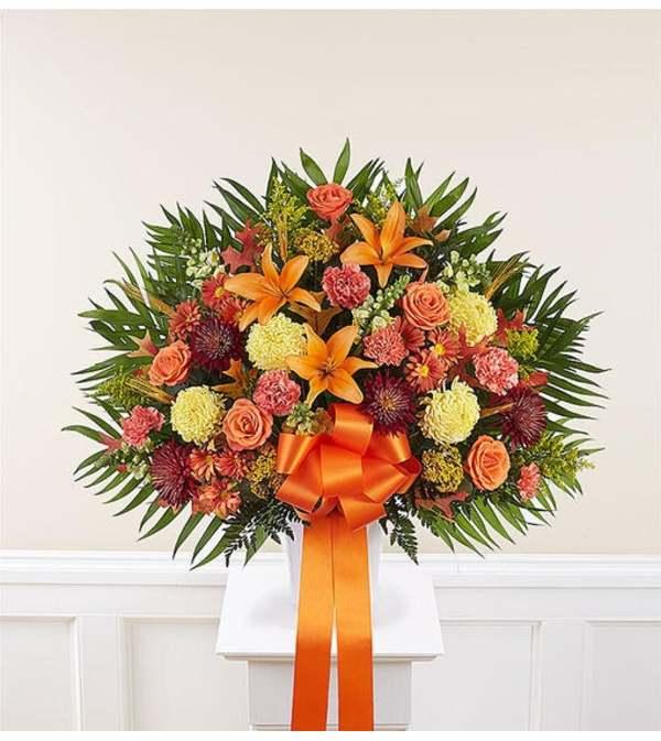 Floor Basket-Autumn