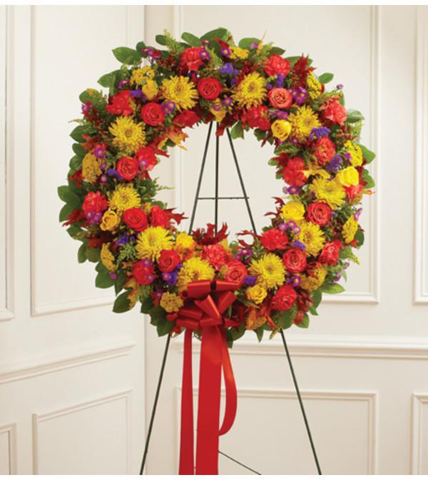 Wreath-Autumn