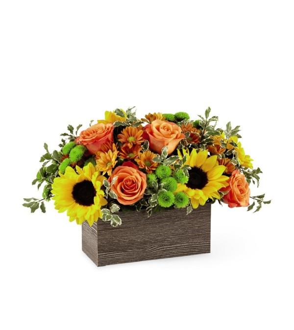 Happy Harvest Garden™ Bouquet by FTD®