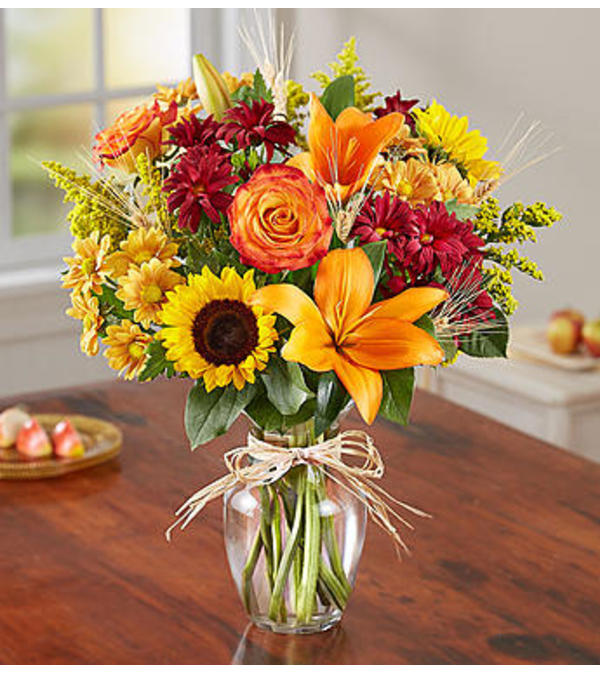 Flowers Fields of Europe™ for Fall by 1800 Flowers