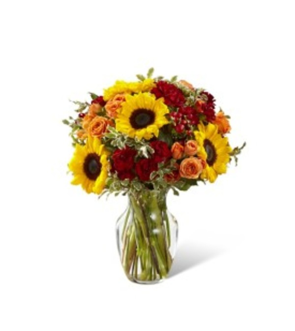 Fall Frenzy™ Bouquet by FTD Flowers