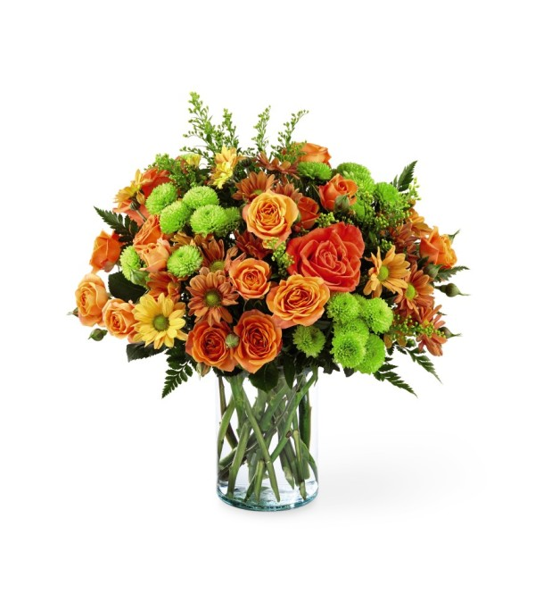 The Autumn Delight™ Bouquet by FTD