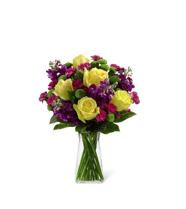 The FTD® Happy Times™ Arrangement