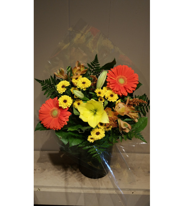 Fall Lush Bouquet