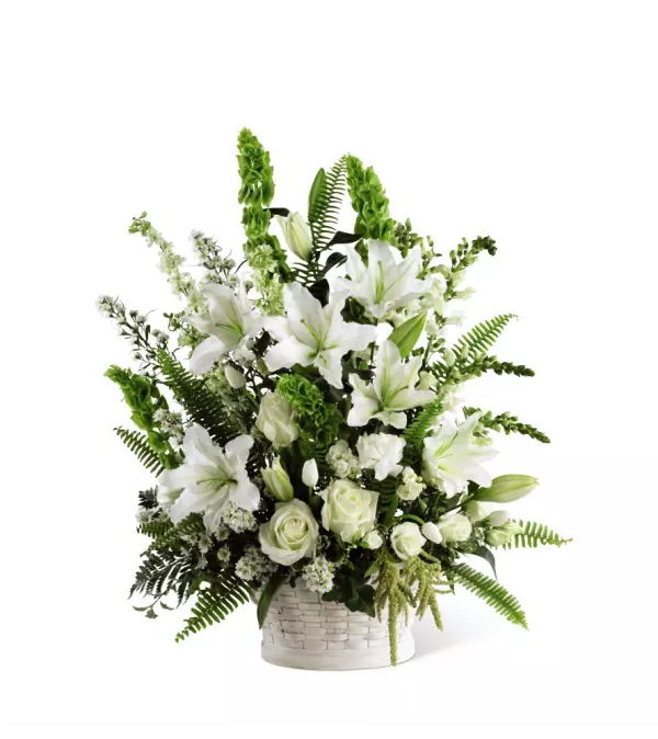 The In Our Thoughts™ Basket Arrangement