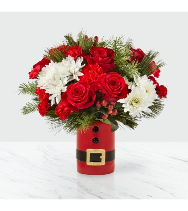 FTD Let's Be Jolly Bouquet
