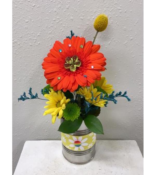 Flower Power Gerbera