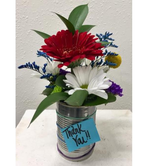 Notes to You Gerbera Can