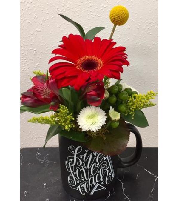 Teacher Appreciation Mug