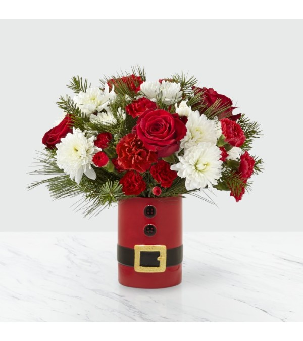 Let's Be Jolly Bouquet FTD