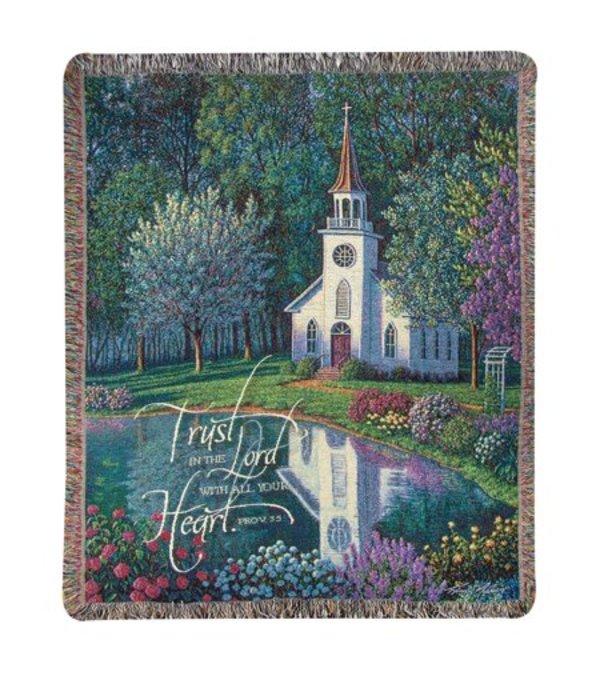 Sanctuary Tapestry Throw