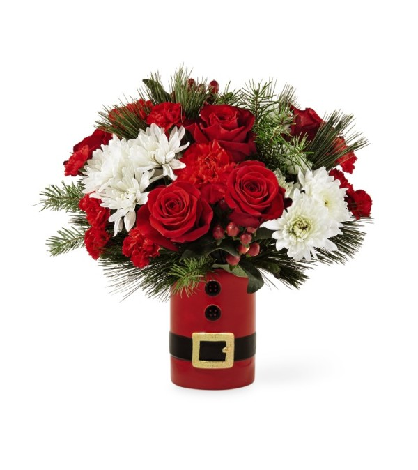 The Let's Be Jolly Bouquet