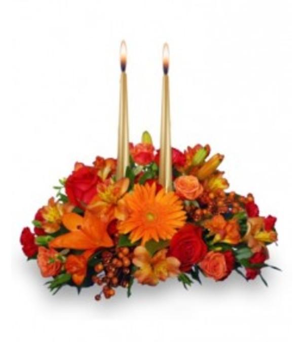 Thanksgiving Unity Centerpiece