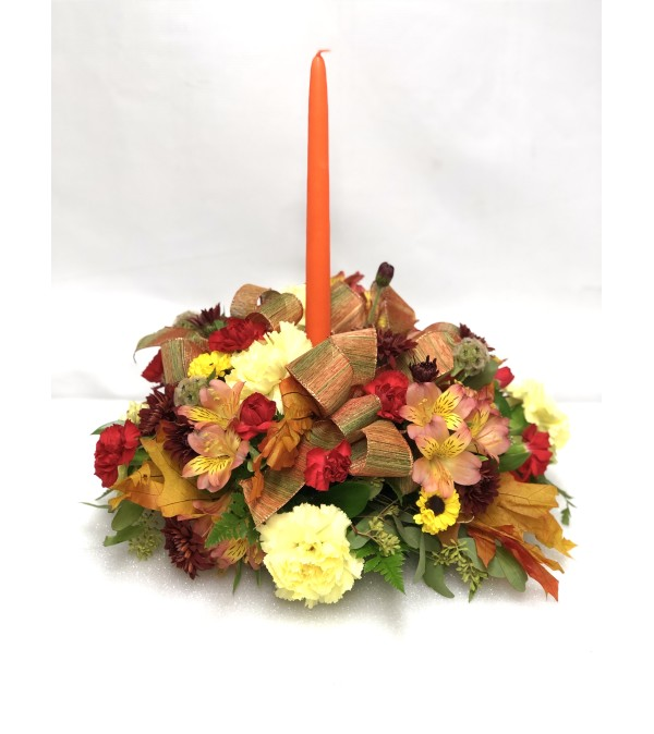 Custom Designed Thanksgiving Centerpiece