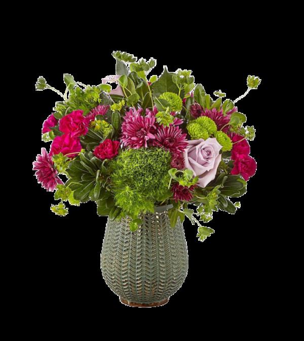 Green Abundance Bouquet