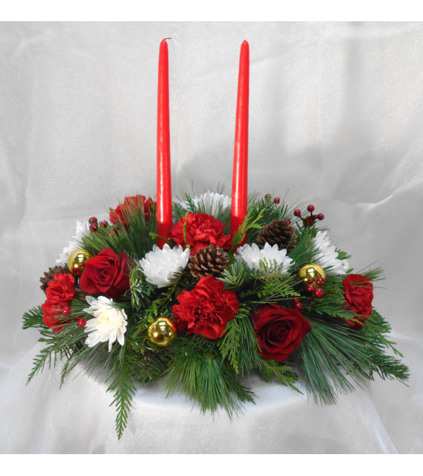 Traditional Centerpiece