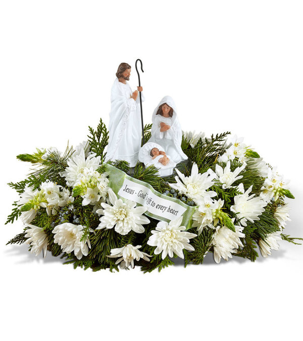 DaySpring® God's Gift of Love Centerpeice