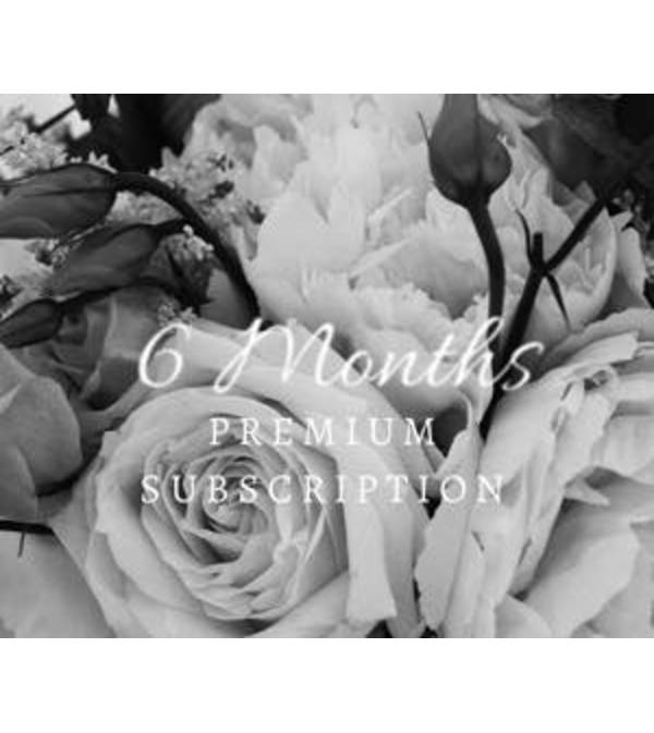 Subscription Florals - Premium Package