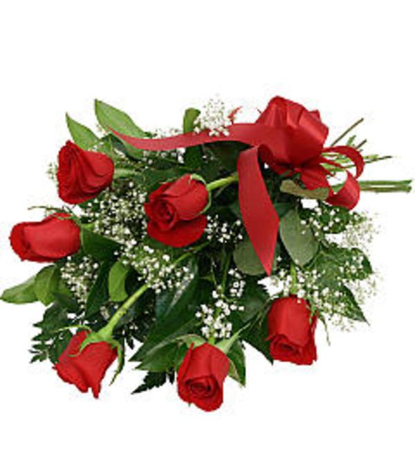 Pretty 6 Rose Bouquet