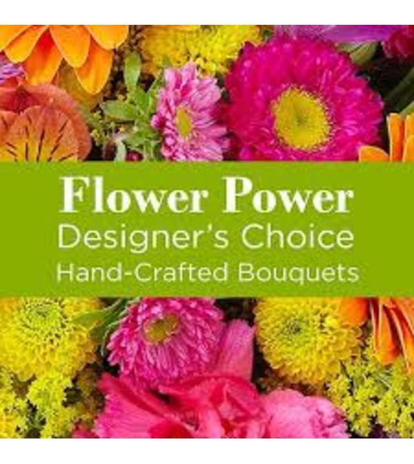 Flower Power Designers Choice