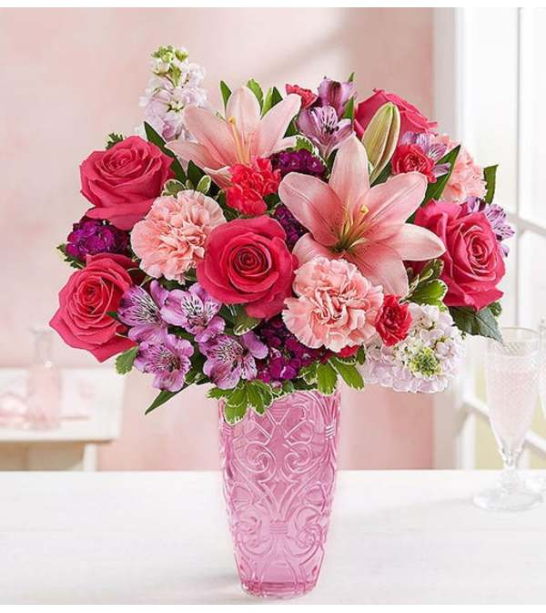 Sweetheart Medley Bouquet