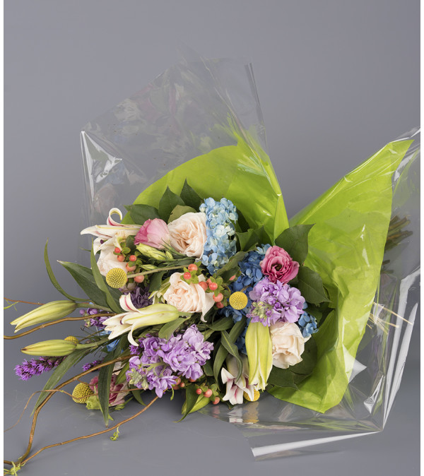 Expressions Seasonal Hand Tied Bouquet