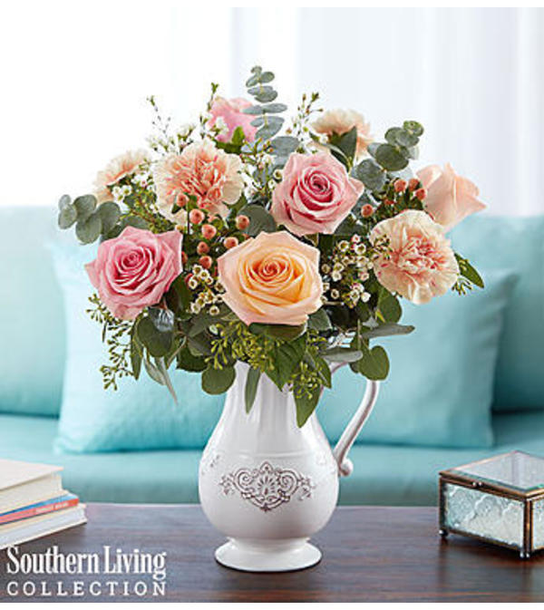 peaches and cream by southern living charlotte nc florist