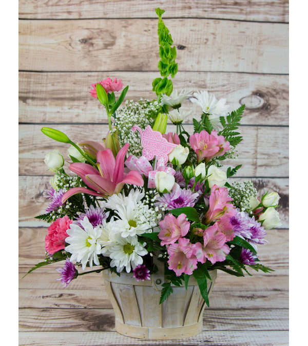 Merritt Florist Pretty in Pinks