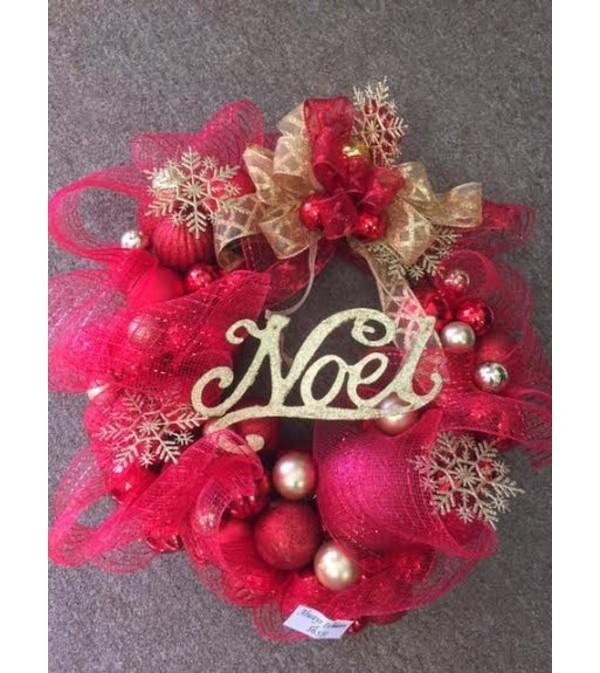 Noel in Red Elegence
