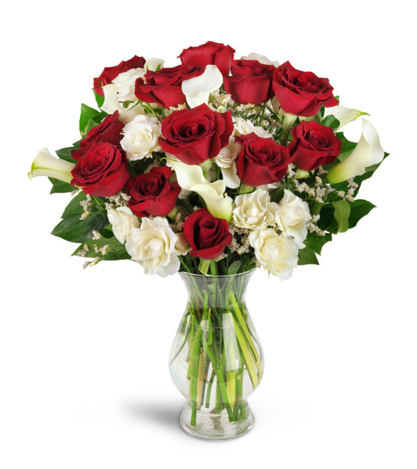 Love You Forever Bouquet Moline Il Florist