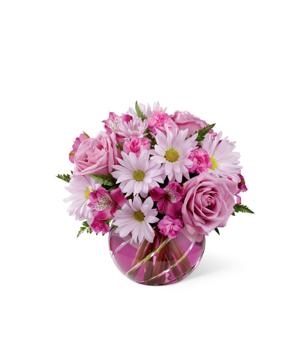 The FTD® Radiant Blooms™ Bouquet