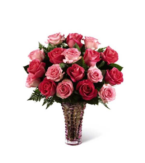 The FTD® Royal Treatment™ Rose Bouquet