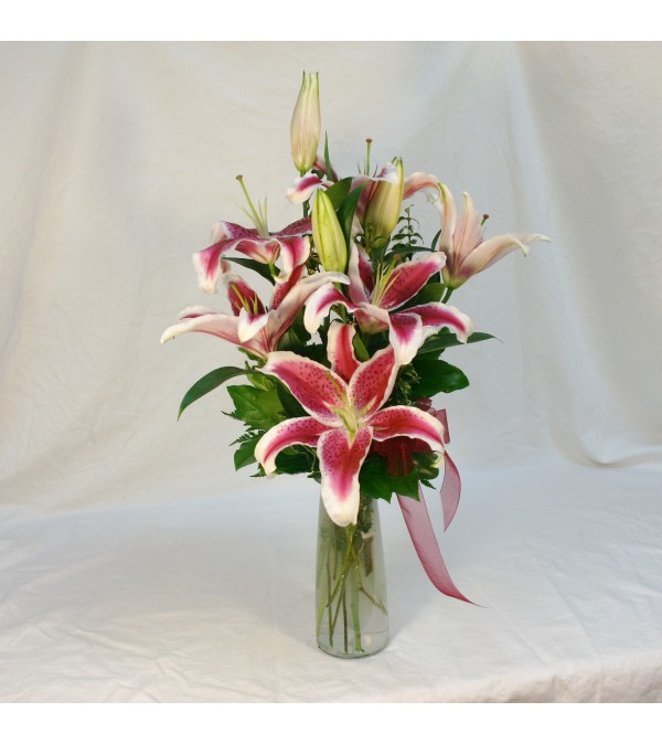 Sp 8 Simply Lovely Lilies