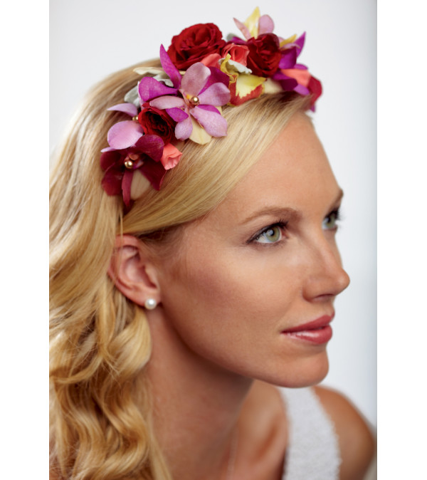The FTD® Bridal Best™ Hair Décor