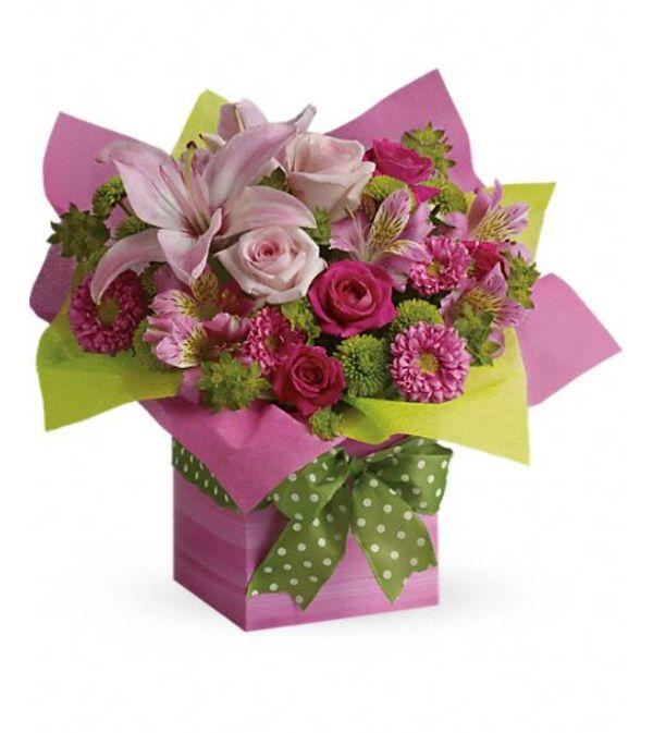 Pretty Pink Present TF