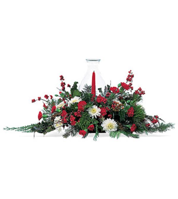 Holiday Centerpiece/ Mantle Decor CLASS